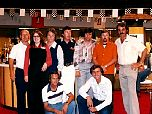 1977 my Harley Davidson West Coast sales team