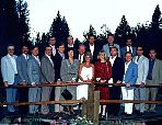 "1987 my Verex ""Gold Circle"" sales performers in Reno"