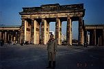 1990 at Brandenburger Tor, Berlin